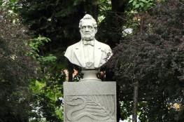 Krynica-Zdrój Atrakcja Pomnik Pomnik Józefa Dietla