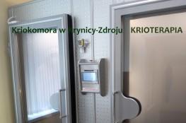 Krynica-Zdrój Atrakcja Krioterapia Kriokomora Leśnik-Drzewiarz