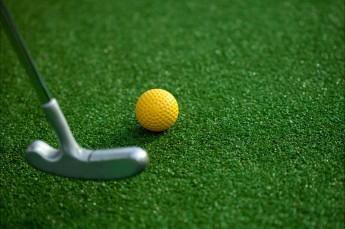 Krynica-Zdrój Atrakcja Golf Mini Golf Park
