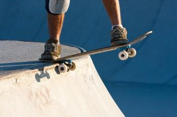 Krynica-Zdrój Atrakcja Skatepark SkatePark Czarny Potok