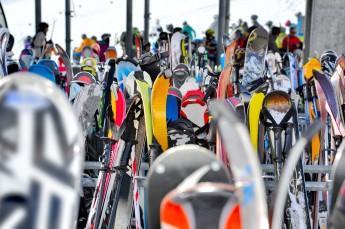 Wierchomla Mała Atrakcja Wypożyczalnia narciarska Dwie Doliny