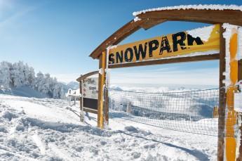 Krynica-Zdrój Atrakcja Snowpark Krynistler
