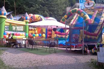 Krynica-Zdrój Atrakcja Sala | plac zabaw Zuzunia