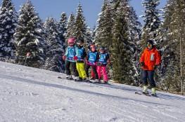 Tylicz Atrakcja Szkoła narciarska Pomarańcza