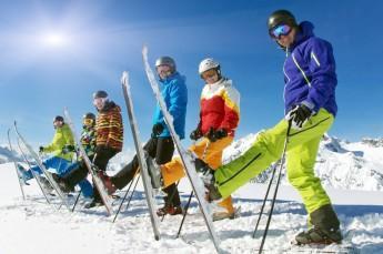 Krynica-Zdrój Atrakcja Szkoła narciarska Instruktorki