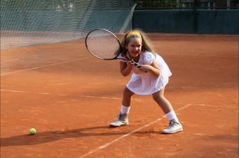 Krynica-Zdrój Atrakcja Przedszkole tenisowe MOSiR Krynica