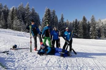 Tylicz Atrakcja Szkoła narciarska Rafic Ski