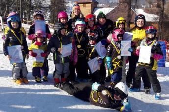 Krynica-Zdrój Atrakcja Szkoła narciarska KrynicaSki