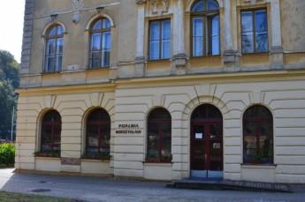 Krynica-Zdrój Atrakcja Pijalnia wody Mieczysław