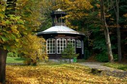 Krynica-Zdrój Atrakcja Pijalnia wody Słotwinka