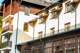 Krynica-Zdrój Nocleg Apartament Sun & Snow Centrum Cicha 8