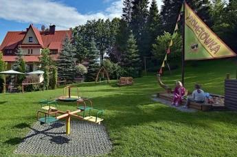 Krynica-Zdrój Nocleg Ośrodek wypoczynkowy Prometówka