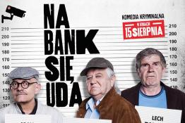 Krynica-Zdrój Wydarzenie Film w kinie NA BANK SIĘ UDA