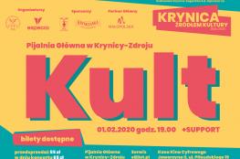Krynica-Zdrój Wydarzenie Koncert Krynica Żródłem Kultury 2020 - Kult