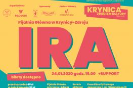 Krynica-Zdrój Wydarzenie Koncert Krynica Źródłem Kultury 2020 - Ira