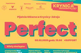 Krynica-Zdrój Wydarzenie Koncert Krynica Źródłem Kultury 2020 - Perfect