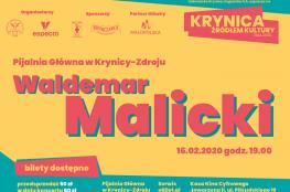 Krynica-Zdrój Wydarzenie Rozrywka Krynica Źródłem Kultury 2020 - Waldemar Malicki