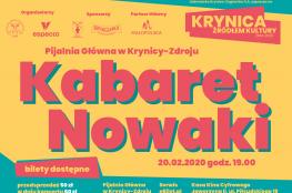 Krynica-Zdrój Wydarzenie Kabaret Krynica Źródłem Kultury 2020 - Kabaret Nowaki