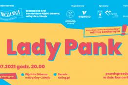Krynica-Zdrój Wydarzenie Koncert KŹK 2021 :: Lady Pank