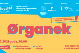 Krynica-Zdrój Wydarzenie Koncert KŹK 2021 :: Ørganek