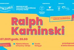 Krynica-Zdrój Wydarzenie Koncert KŹK 2021 :: Ralph Kaminski