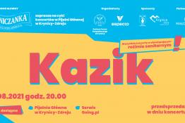 Krynica-Zdrój Wydarzenie Koncert KŹK 2021 :: Kazik