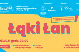 Krynica-Zdrój Wydarzenie Koncert KŹK 2021 :: Łąki Łan