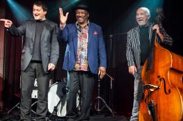 Muszyba Wydarzenie Koncert Zaduszki Jazzowe-Stanley & His Boys