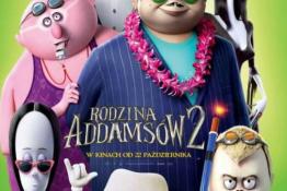 Krynica-Zdrój Wydarzenie Film w kinie Rodzina Addamsów 2