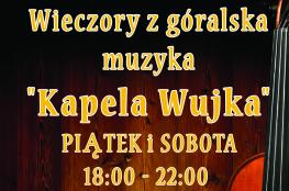 Krynica-Zdrój Wydarzenie Koncert Wieczór z kapelą góralską