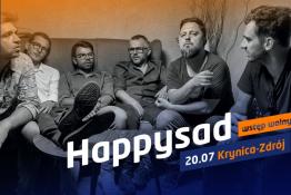 Krynica-Zdrój Wydarzenie Koncert Happysad ::: Hej Fest 2019